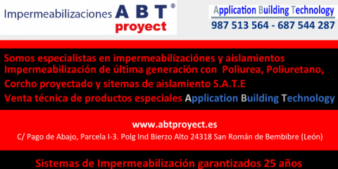 Abtproyect impermeabilizaci n - Corcho proyectado opiniones ...