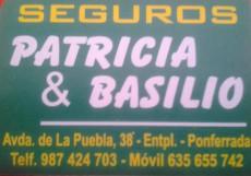 PATRICIA&BASILIO PROMOCIONES DE SEGUROS