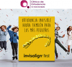 CLINICA ORTODONCIA DRA. YOLANDA ARIAS-INVISALIGN FIRST