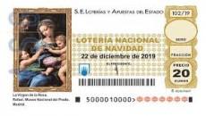 YA TENEMOS LA LOTERÍA DE NAVIDAD EN TORREJÓN ADMINISTRACIÓN Nº 13 - EL GRILLO