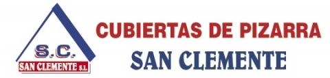 Logotipo de CUBIERTAS DE PIZARRA SAN CLEMENTE