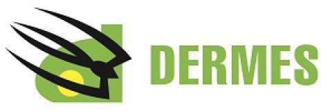 Logotipo de DERMES