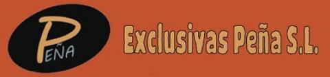 Logotipo de EXCLUSIVAS PEÑA