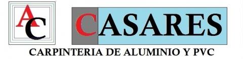 Logotipo de ALUMINIOS CASARES