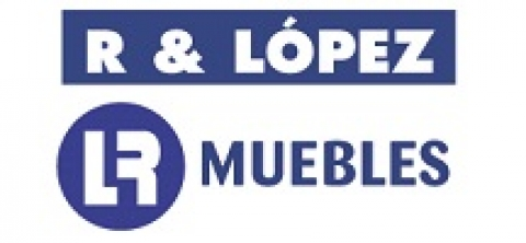 Logotipo de MUEBLES R & LÓPEZ