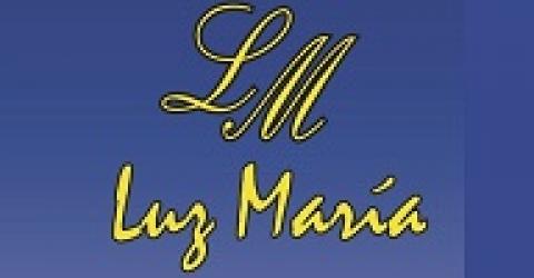 Logotipo de LUZ MARÍA PELUQUERÍA Y ESTÉTICA