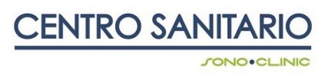 Logotipo de CENTRO SANITARIO SONOCLINIC