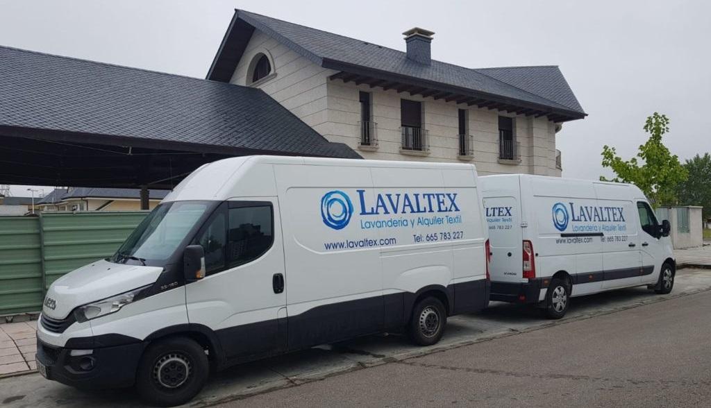 LAVALTEX: Lavanderías