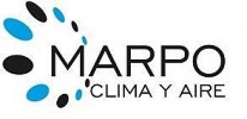 Logotipo de MARPO CLIMA Y AIRE