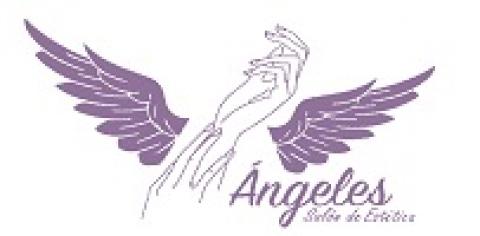 Logotipo de ANGELES SALON DE ESTETICA