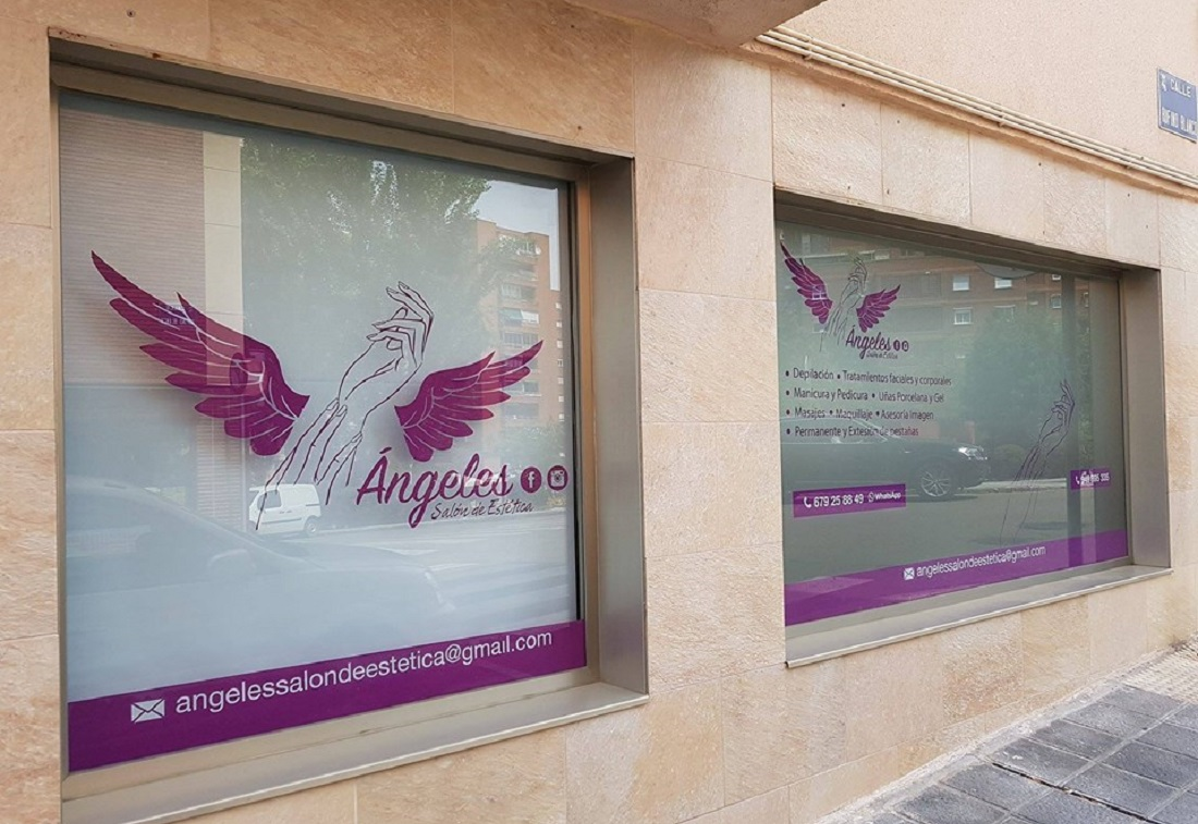 ANGELES SALON DE ESTETICA: Centros de Estética