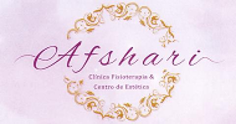 Logotipo de AFSHARI