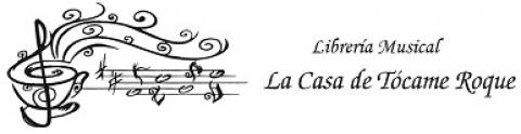 Logotipo de LIBRERÍA MUSICAL LA CASA DE TÓCAME ROQUE