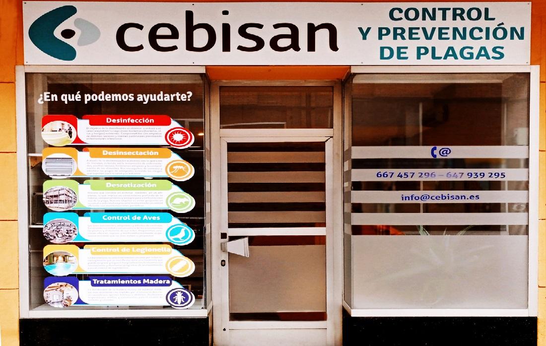 CEBISAN: Control de Plagas