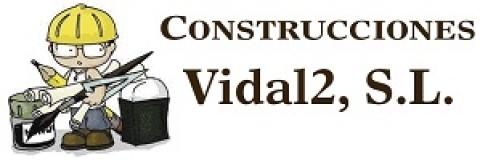 Logotipo de CONSTRUCCIONES VIDAL2