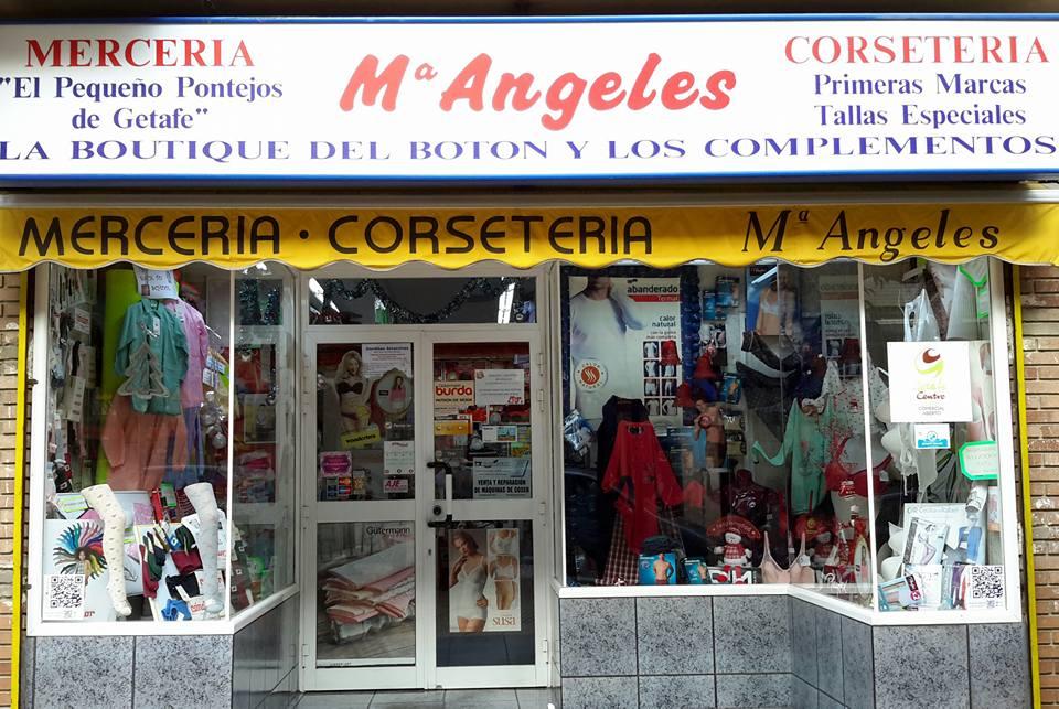 Mª ANGELES: Mercerías