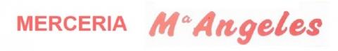 Logotipo de Mª ANGELES
