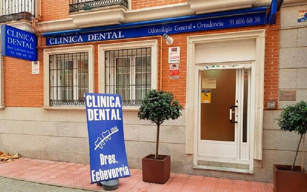 CLINÍCA DENTAL DRES. ECHEVERRÍA ARRIETA: Odontología