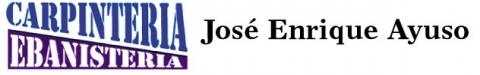 Logotipo de EBANISTERÍA JOSÉ ENRIQUE AYUSO