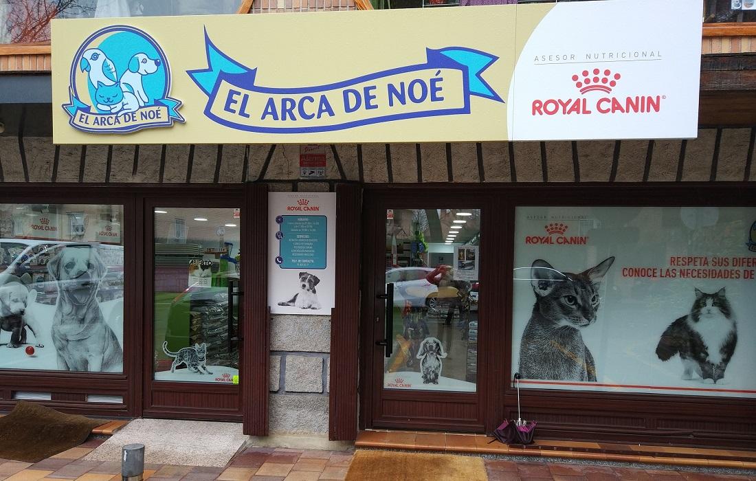 EL ARCA DE NOÉ: Mascotas