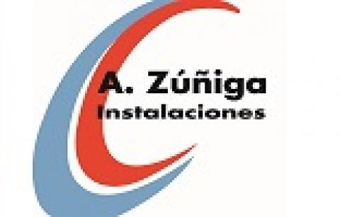 Logotipo de A. ZÚÑIGA INSTALACIONES