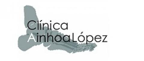 Logotipo de CLÍNICA AINHOA LÓPEZ