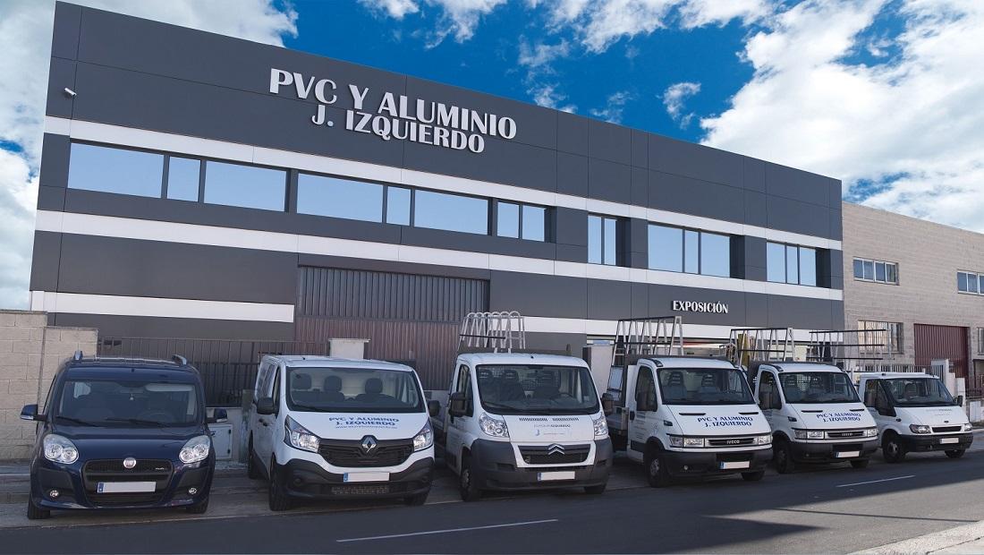 ALUMINIO Y PVC J. IZQUIERDO: Aluminio