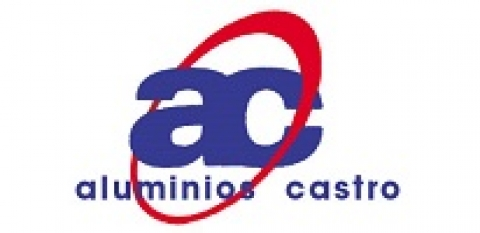 Logotipo de ALUMINIOS CASTRO