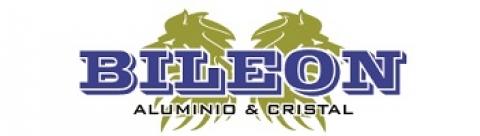 Logotipo de BILEON ALUMINIO Y CRISTAL