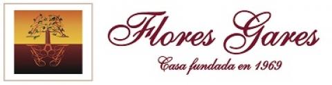 Logotipo de FLORES GARES