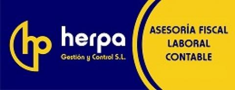 Logotipo de HERPA GESTIÓN Y CONTROL