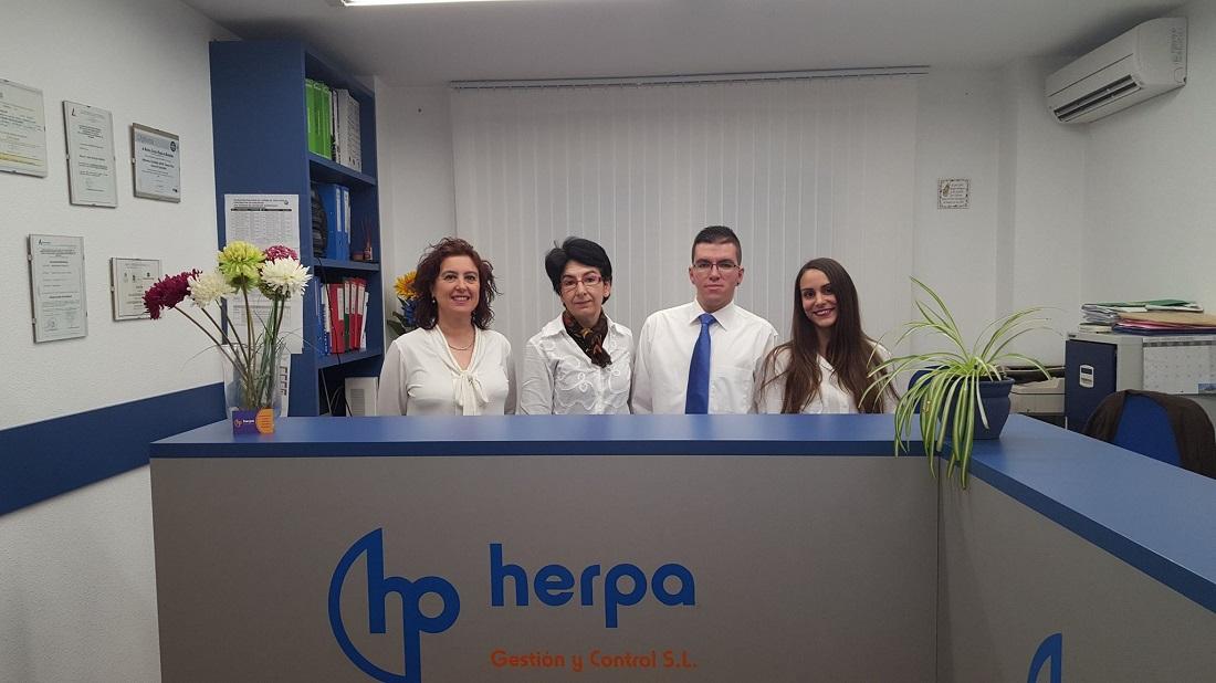 HERPA GESTIÓN Y CONTROL: Asesorías