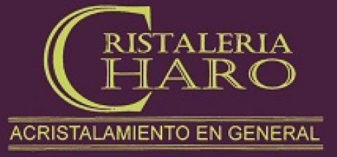 Logotipo de CRISTALERÍA CHARO