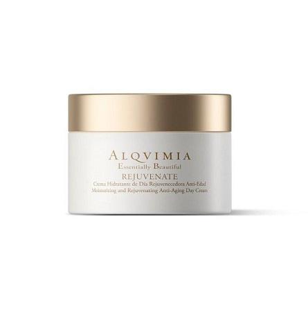 Crema Hidratante Rejuvenate - ALQVIMIA
