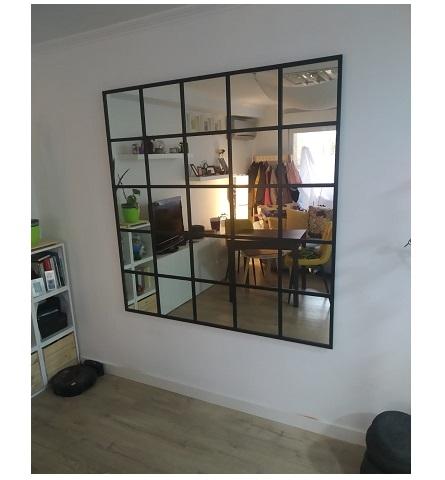 Espejo de Cuarterones