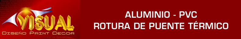 Banner Gratuita Visual Aluminio Alcala